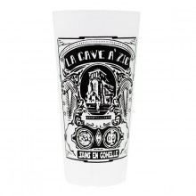 Customized Cups 50/60cl - 1 Color Silk Screen Printing - from 300 to 3000 pcs - D+10 working days